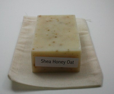 Organic Soap - Eco-Friendly Party Favor